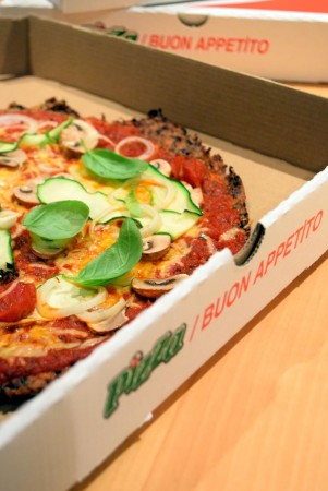 Bloemkool pizza 2