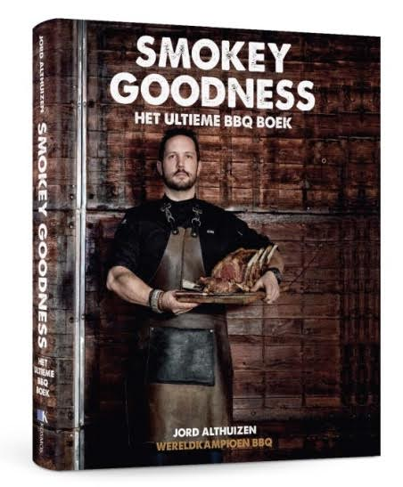 Gegrilde donut - Smokey Goodness - Het ultieme BBQ boek 3