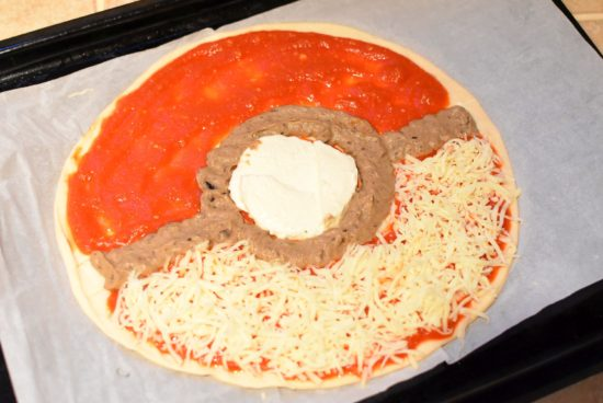 Pokemon bowl - Pizza 4
