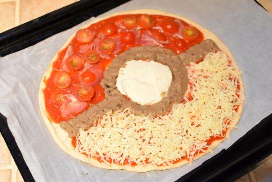 Pokemon bowl - Pizza 2