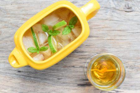Pastis cocktail: Anilicious - Whisky - Pastis - Vermouth
