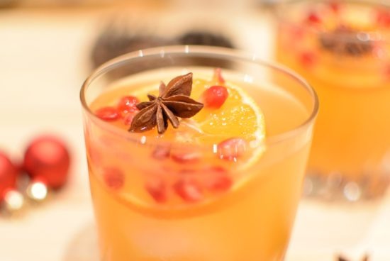 Christmas punch: