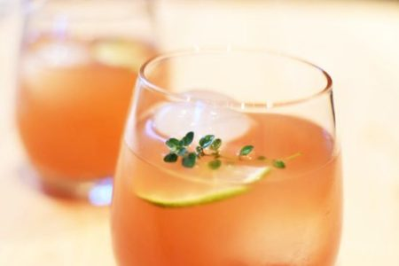 Cocktail: Gin en gebrande pompelmoes