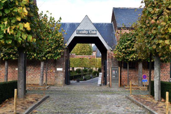 Faculty Club - Restaurant Cum Laude - Leuven