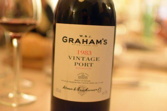 Cachet de Cire - Graham's Port Week 2017