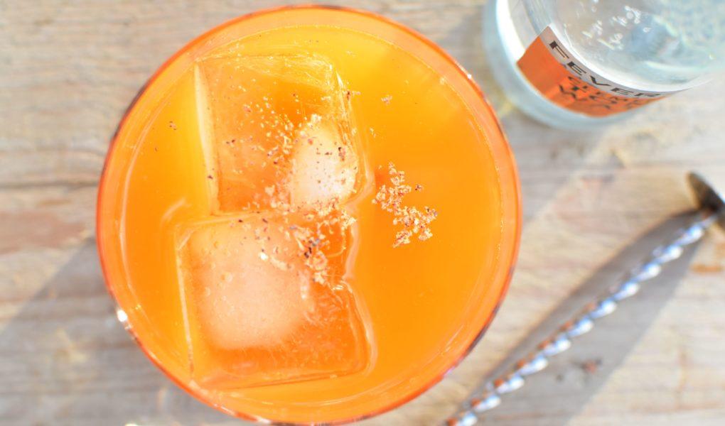 Februari - Tournée Minérale - Mocktail inspiratie
