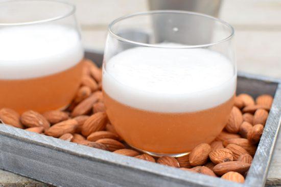 Driekoningen cocktail: Amandel - Jenever - Limoen