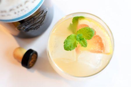 3 cocktails met Graham s extra dry white port