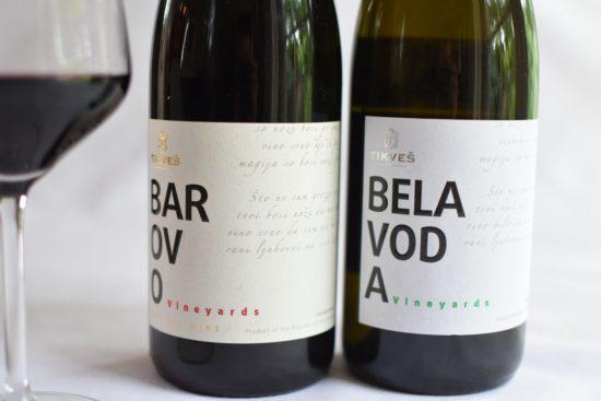 Macedonische wijn - Gegrilde lamskoteletjes