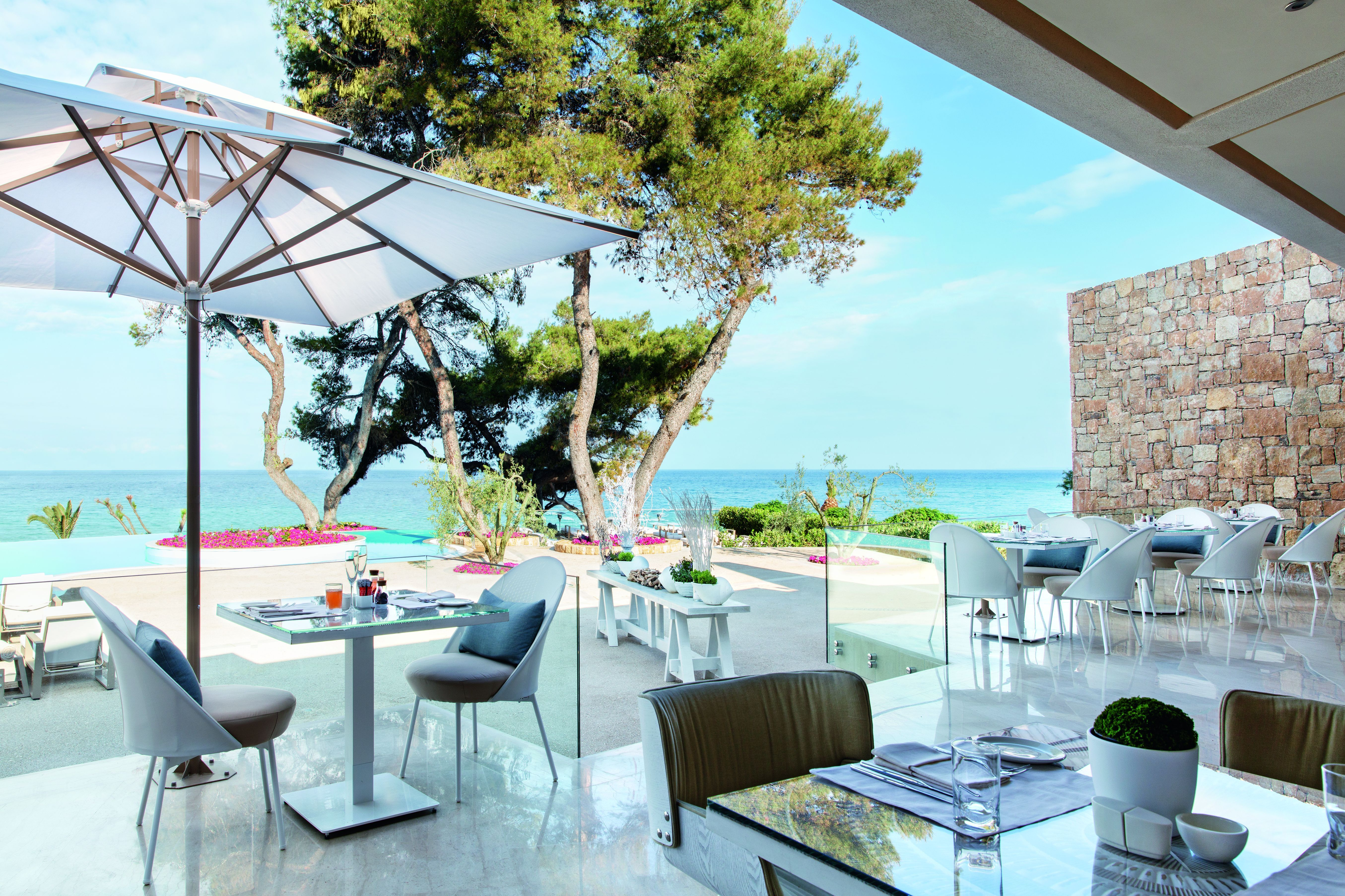 Dine Around 'the world' in Sani Resort