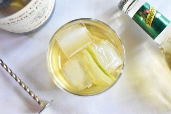 Calvados cocktails - Calvados Sour & Negroni