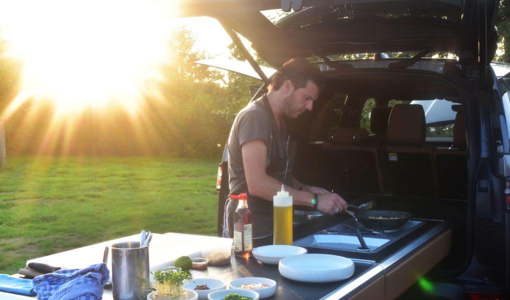 Gert De Mangeleer - Land Rover Discovery - Jamie Oliver