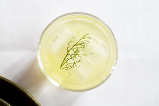 Mosselen met venkel en pastis - Pastis cocktail