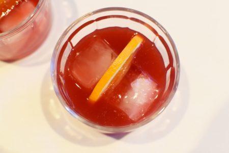 Christmas punch: Clover gin - Elixir - Rode biet
