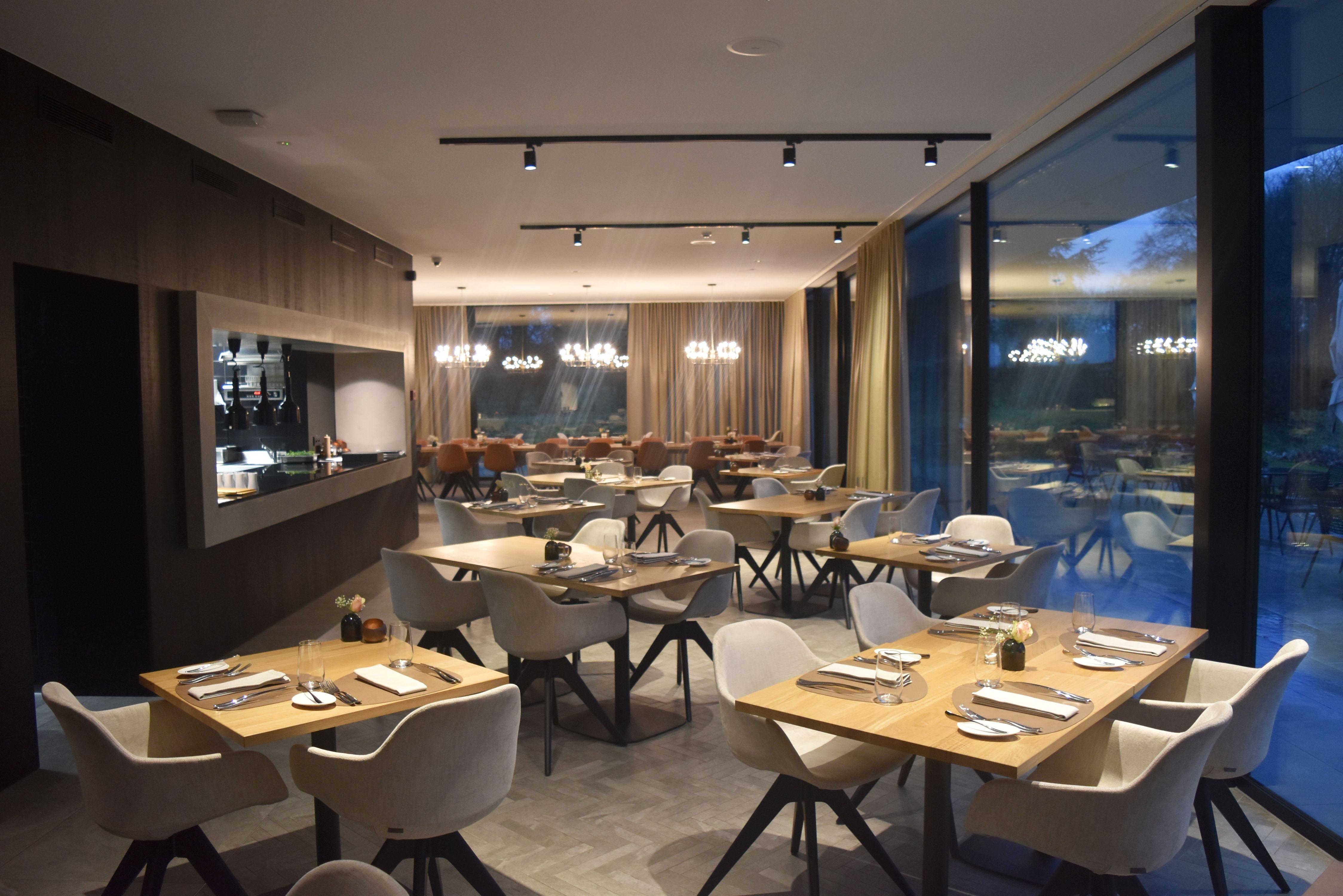 Hotel Martin's Rentmeesterij te Bilzen - Restaurant Akko