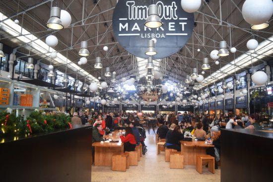 Lissabon - Foodie tips en hotspots - Time Out Market