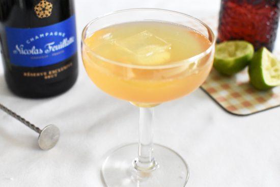 Mandarine Napoléon - Drie verrassende cocktails