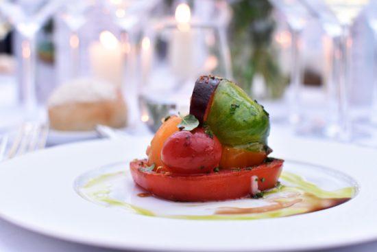 Salade van tomaten 'Den Berk Délice' by Thijs Vervloet