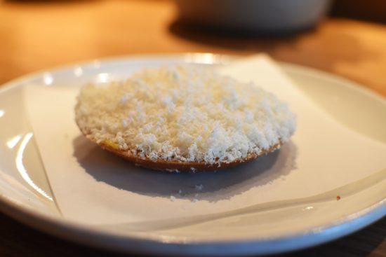 L.E.S.S. tartelette with lemon cream €9,5
