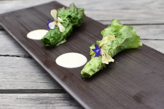 Salade verte - Tuinkruiden