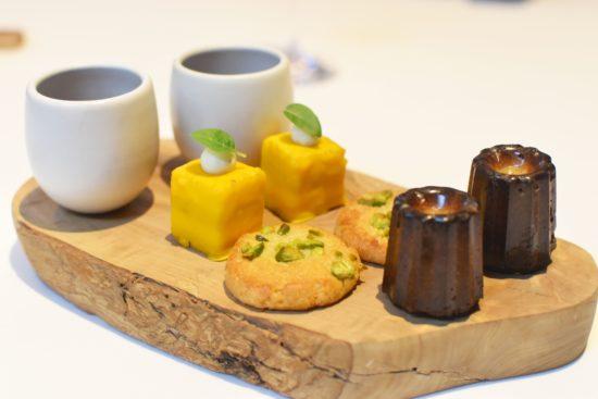Gezouten karamel - Vanille Citruscake Boterkoekje - Pistache Cannelés bordelais