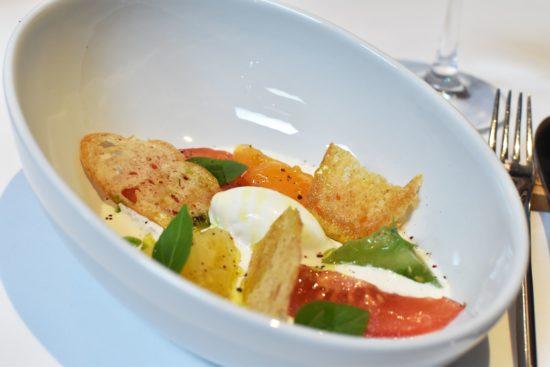 Tomaat - Burrata 'Stracciatella' - Basilicum