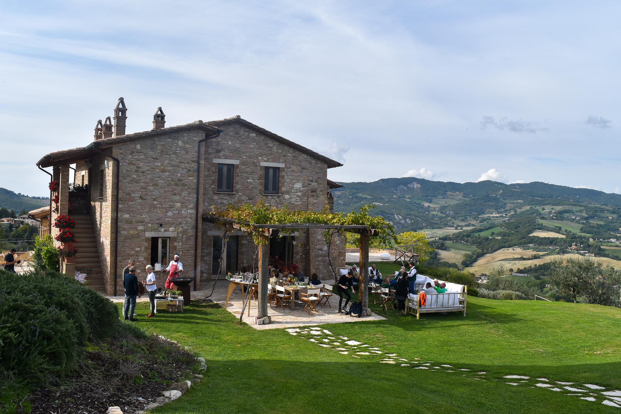 A Taste of Assisi - Casa Astrid