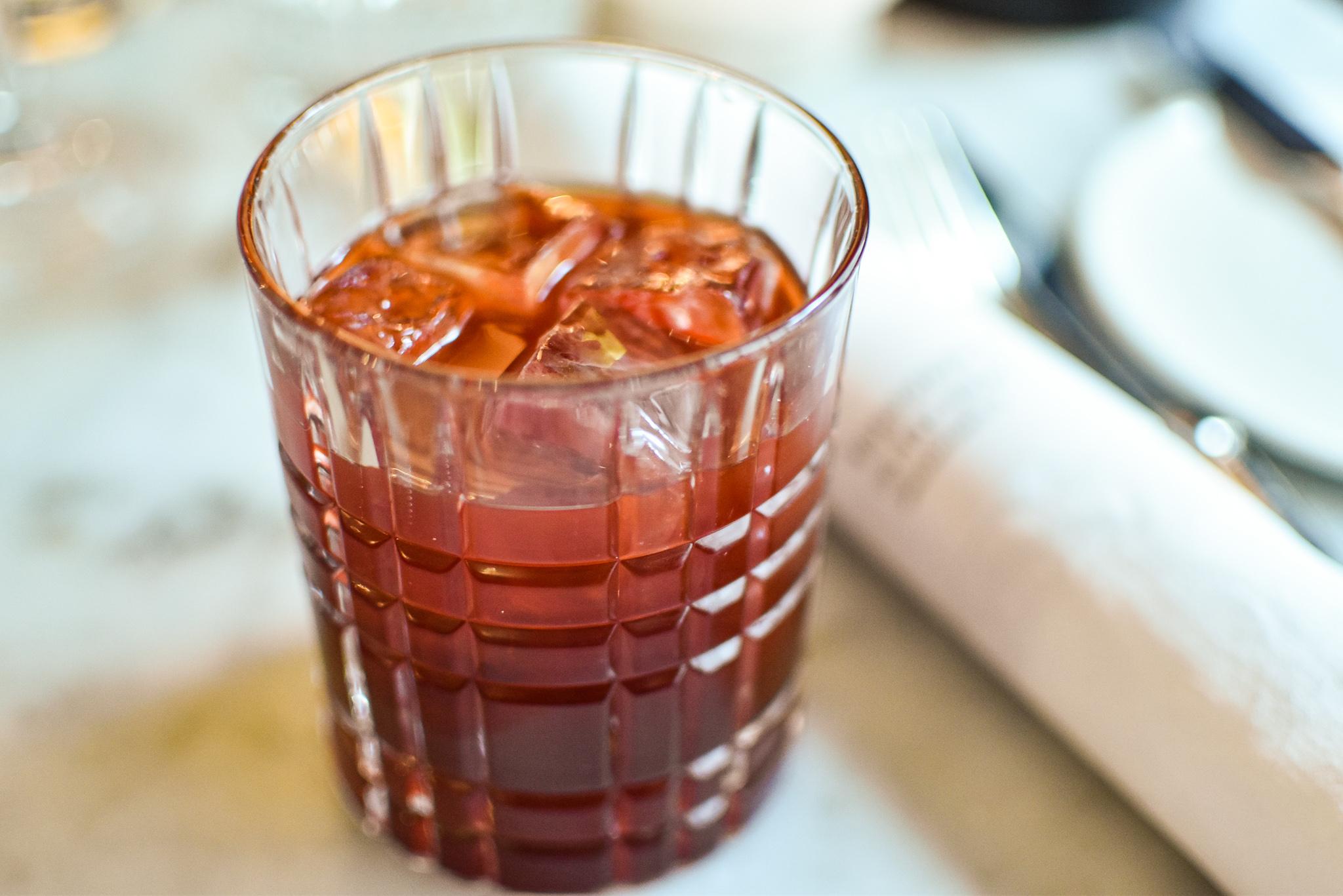 Rode biet - Appel - Elixir d'Anvers - Graanmarkt 13