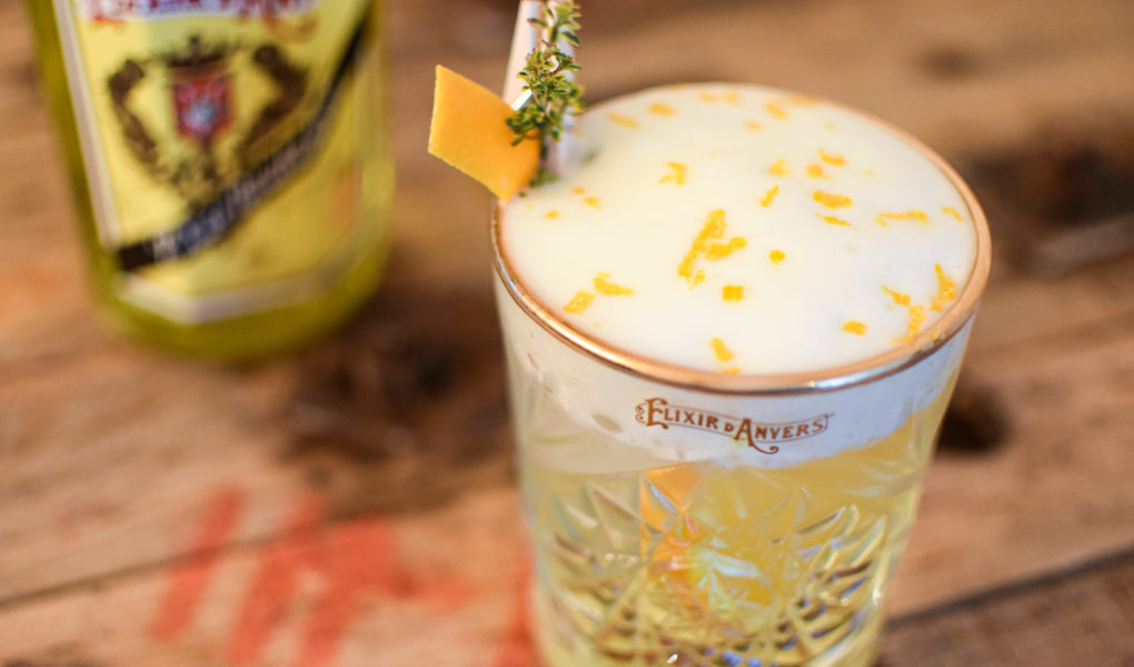 Elixir d'Anvers - Tonic - Espuma Casa Astrid olijfolie