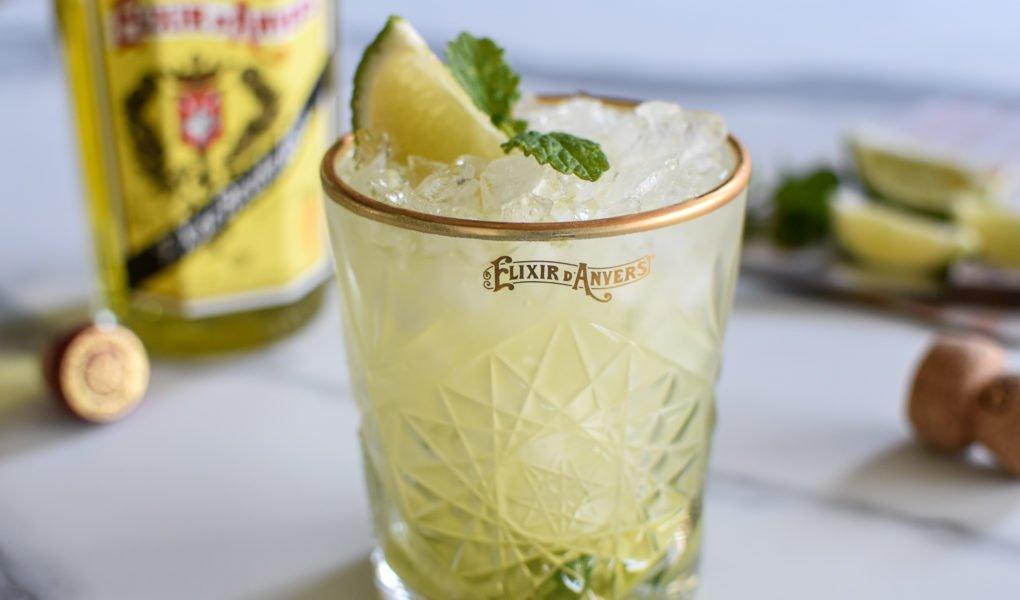 3 originele mojito's - Elixir - Boomsma - Negroni