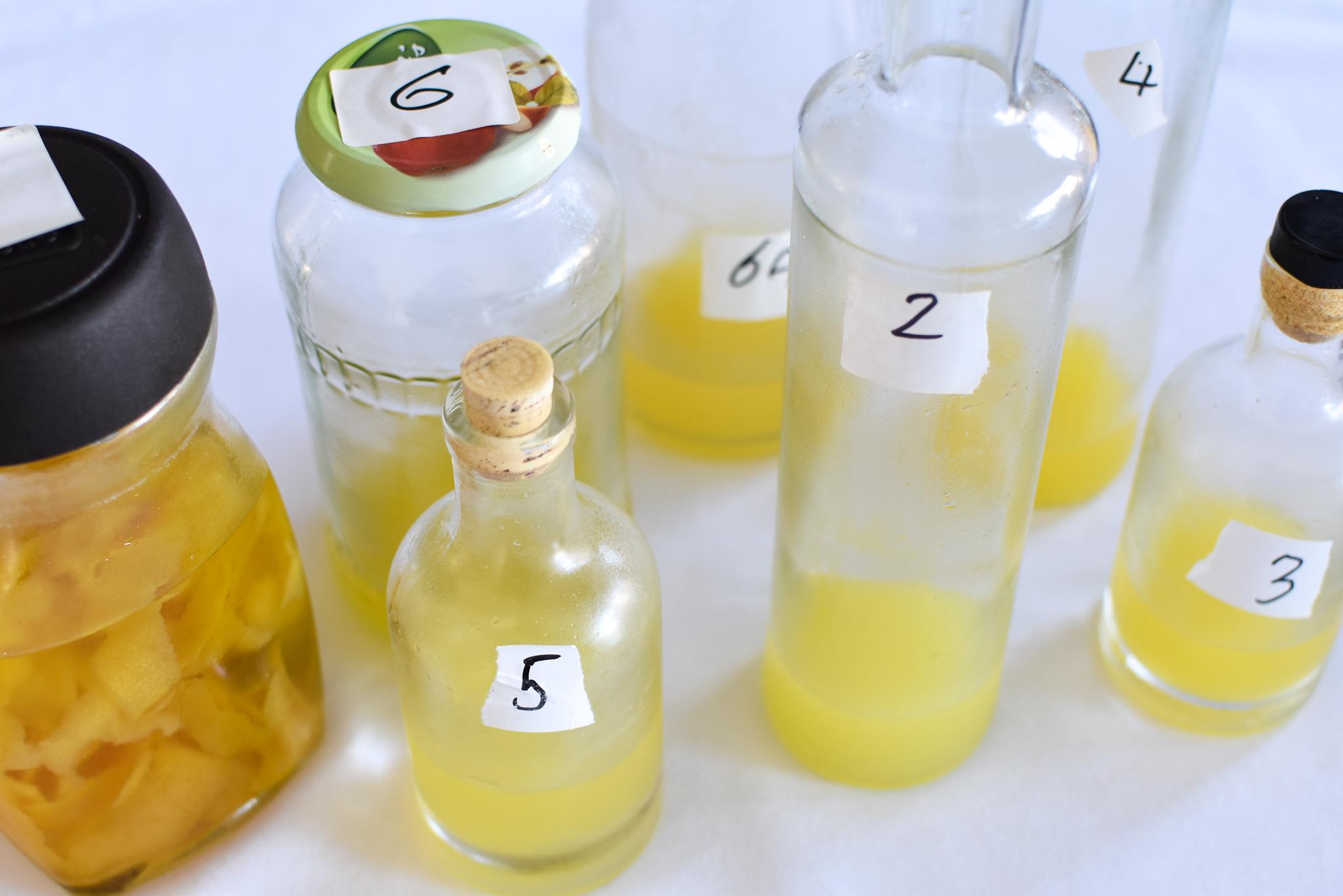 Home-made Limoncello - Het ultieme recept