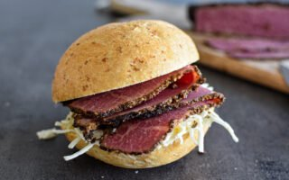 Pastrami - Home Made with Love