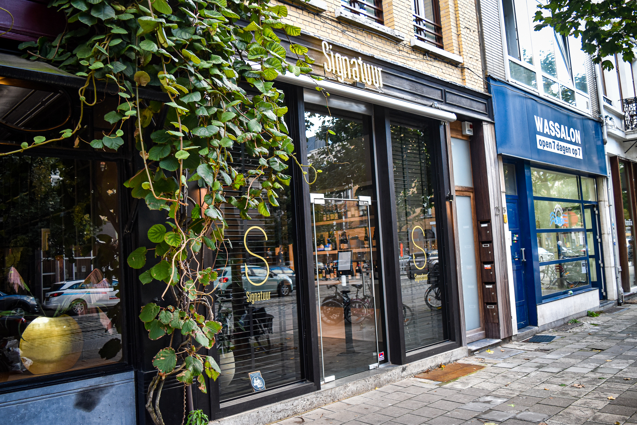 Signatuur Antwerp - Culinaire gezelligheid op't Zuid