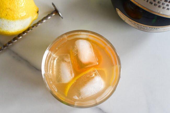 Old fashioned - Elixir de Spa