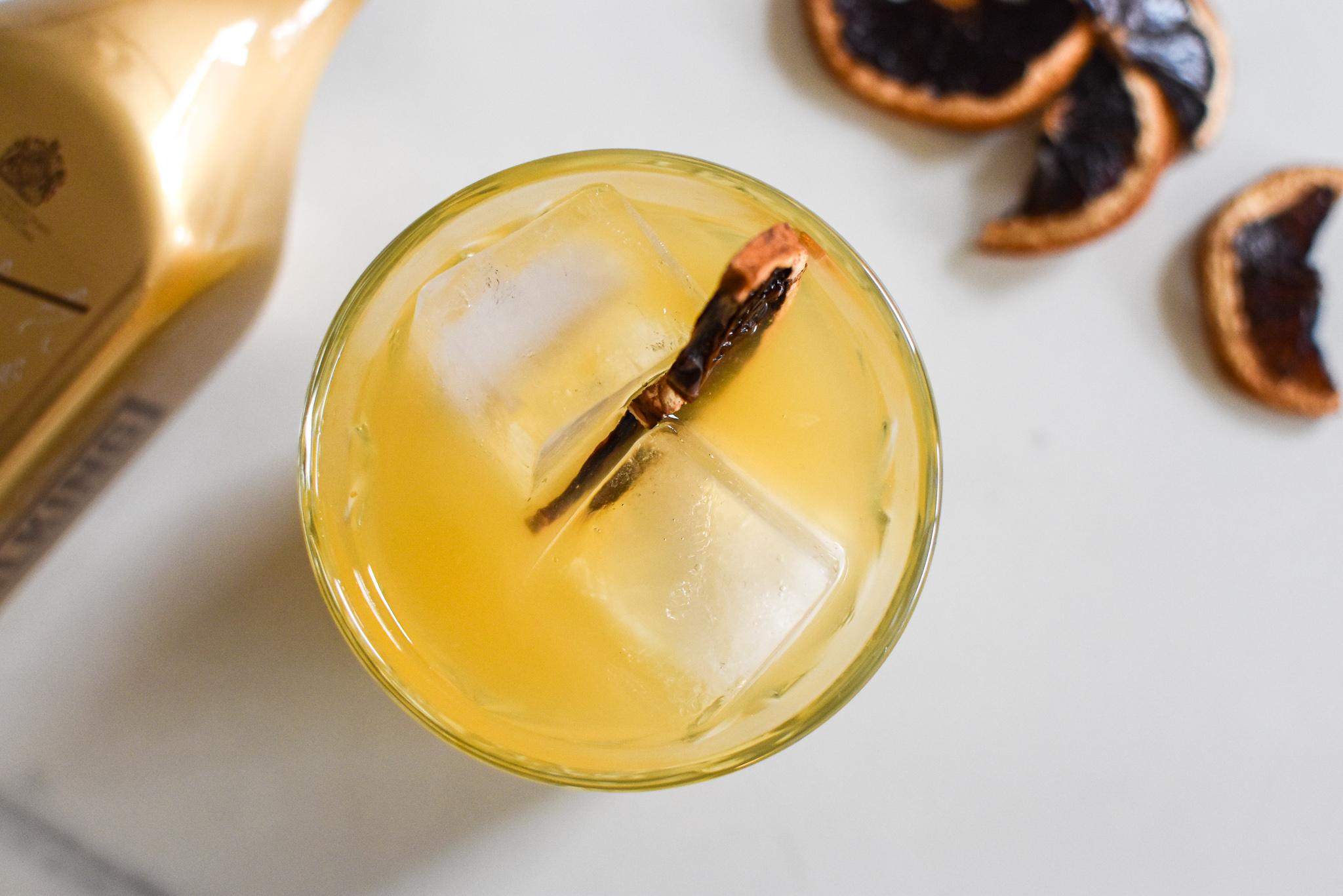 Whisky & Blood oranges