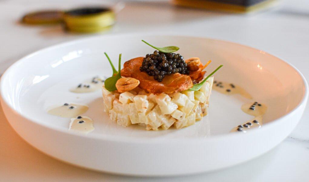 Knolselderij - Royal Belgian Caviar - Hazelnoot
