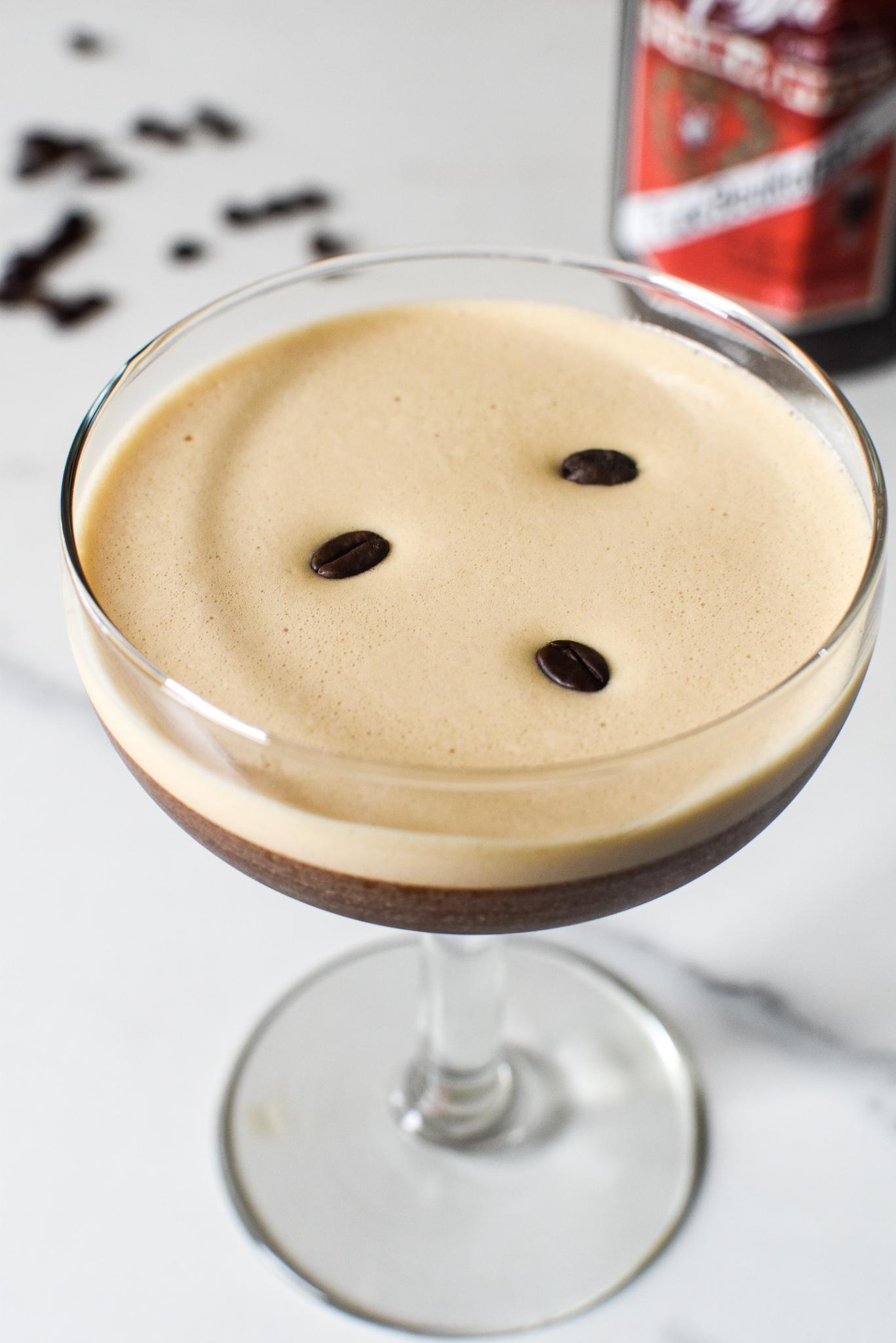 Espresso Martini - Elixir d'Anvers