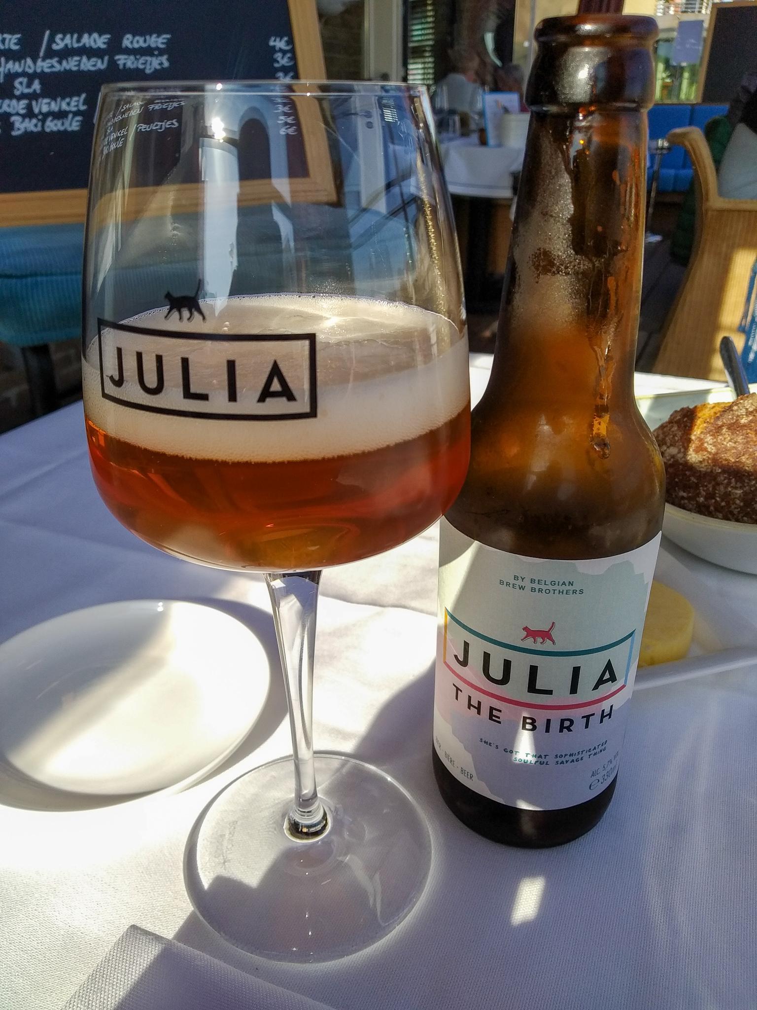 Julia koksijde en sail & anchor