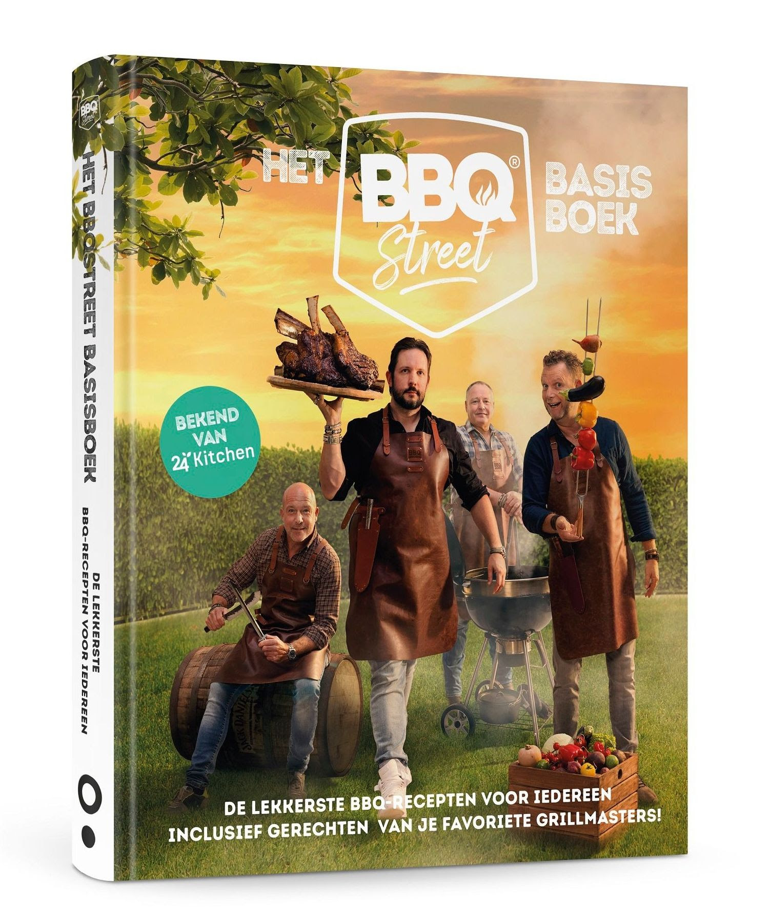Pork belly burnt ends met appel-bbq-saus