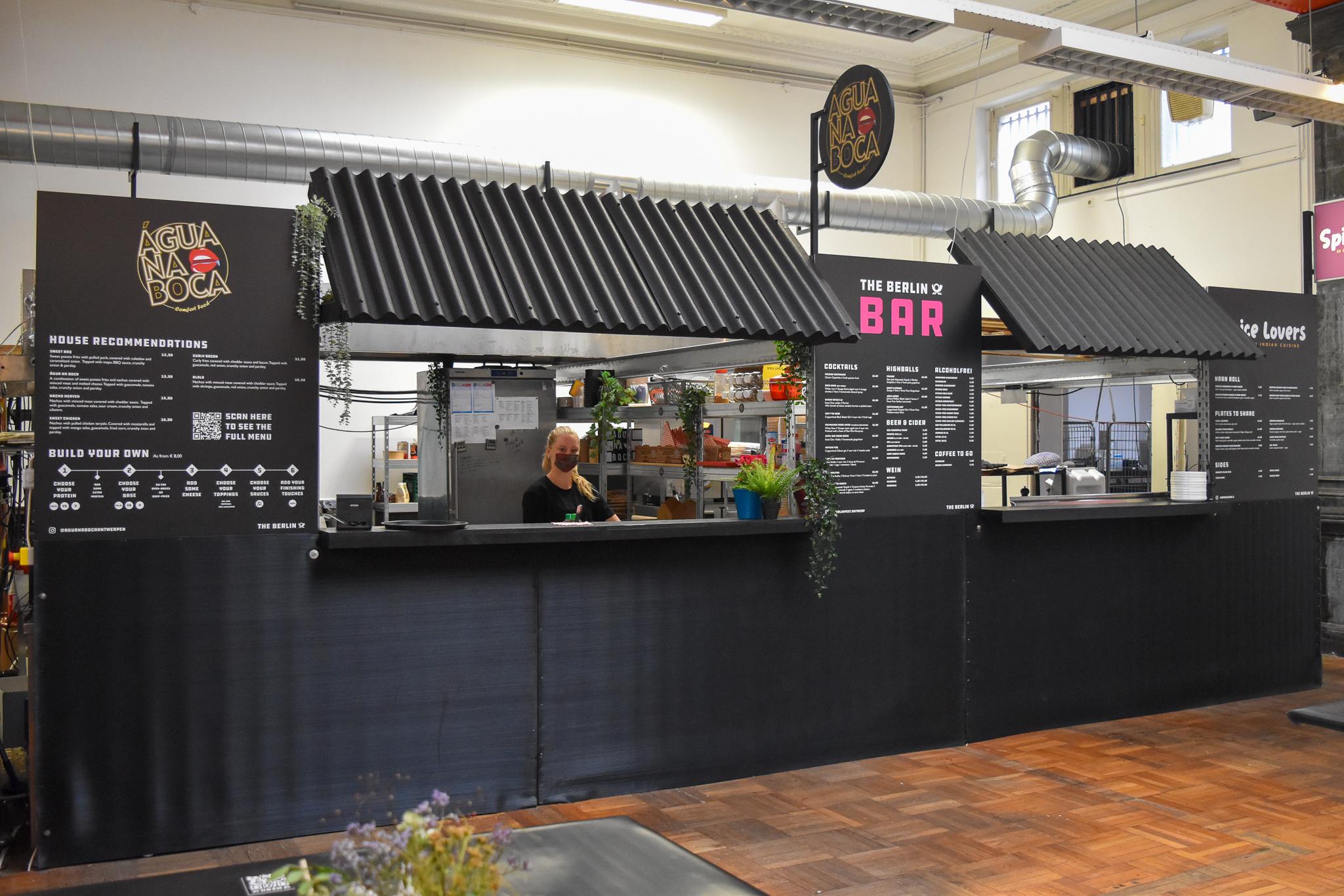 The Berlin Post - Foodhal Antwerpen