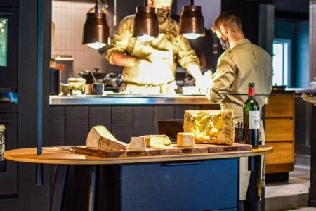 Toma Restaurant - Luik - Thomas Troupin