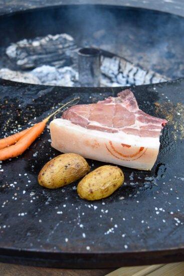 La Chapelle - Barbecueën op de Ofyr
