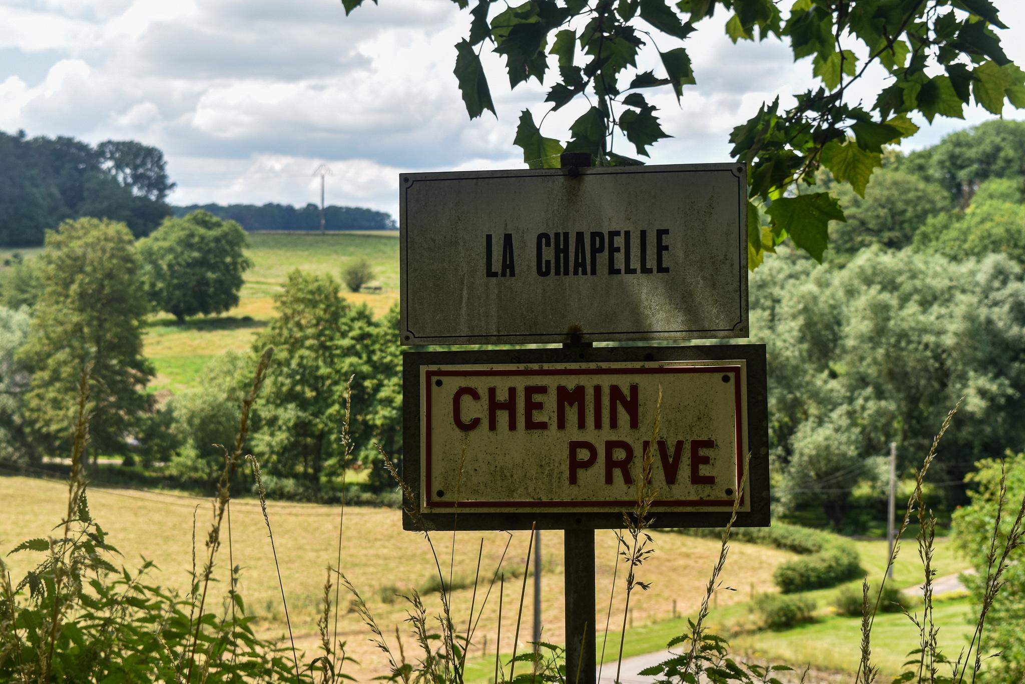 La Chapelle - Unplug & disconnect