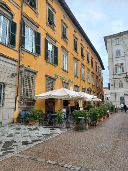 Ristorante Giglio - Lucca - Italië